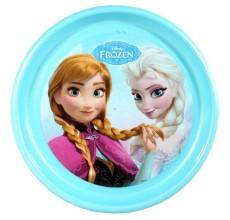 Farfurie plata Frozen Disney din plastic