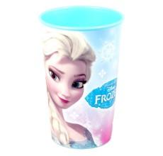 Pahar Frozen Disney din plastic