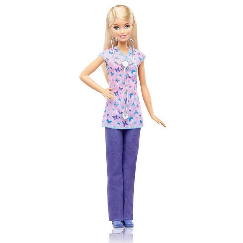 Papusa Barbie - asistenta medicala