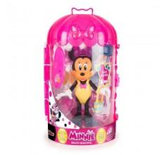 Papusa  / figurina Minnie Mouse Disney cu accesorii - la plaja