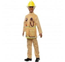Papusa Ken - Pompier