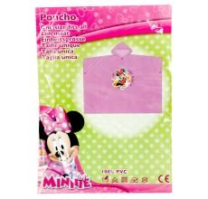 Pelerina de ploaie Minnie Mouse Disney