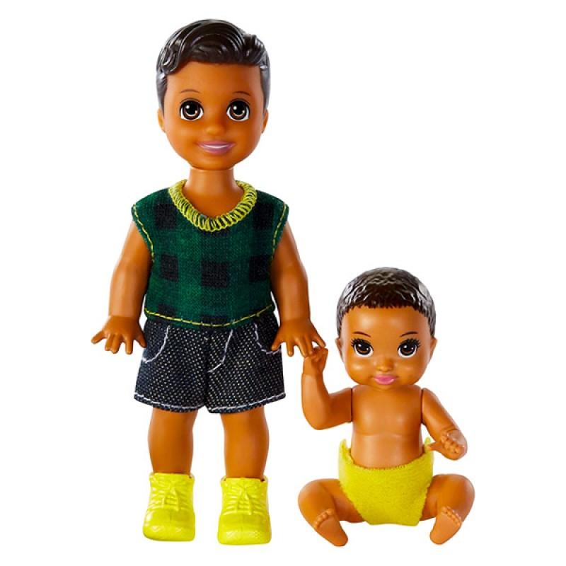 Set de joaca Barbie 2 surori