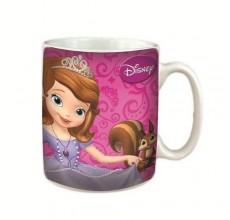 Cana ceramica Printesa Sofia Intai Disney