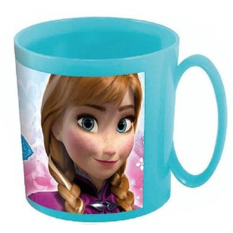 Cana plastic Frozen Disney