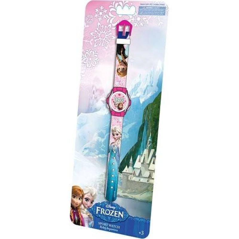 Ceas de mana digital Frozen Disney