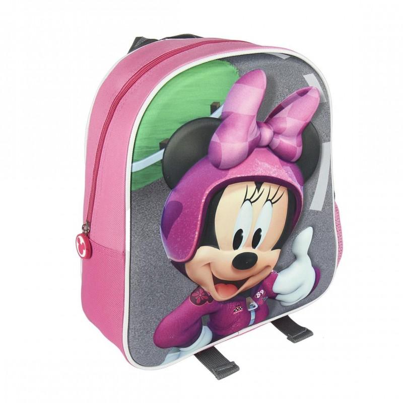 Ghiozdan tip rucsac 3D Minnie Mouse Disney