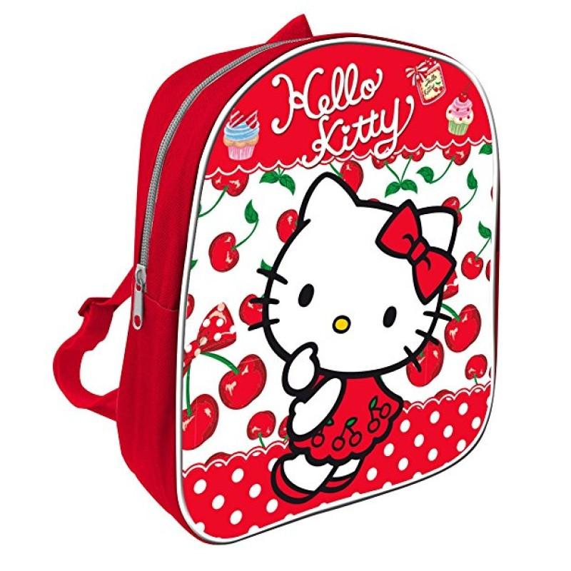 Ghiozdan tip rucsac gradinita Hello Kitty