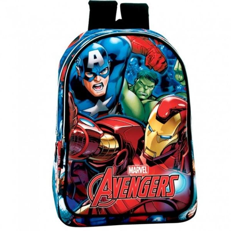 Ghiozdan tip rucsac scoala Avengers