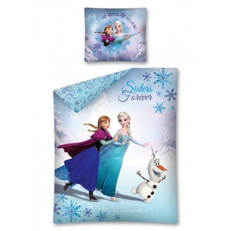 Lenjerie de pat Frozen Disney
