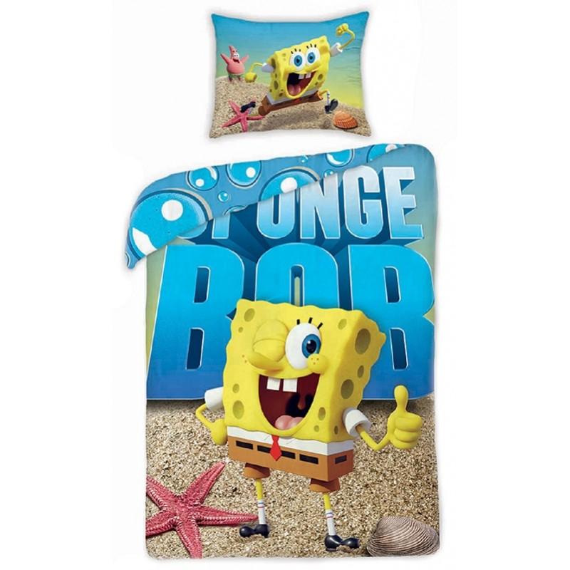 Lenjerie de pat Sponge Bob