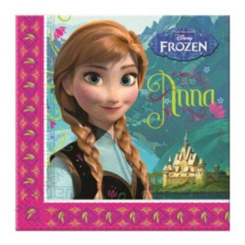Servetele din hartie Frozen Disney