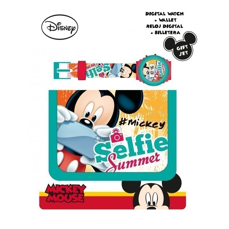 Set cadou 2 in 1 Mickey Mouse Disney