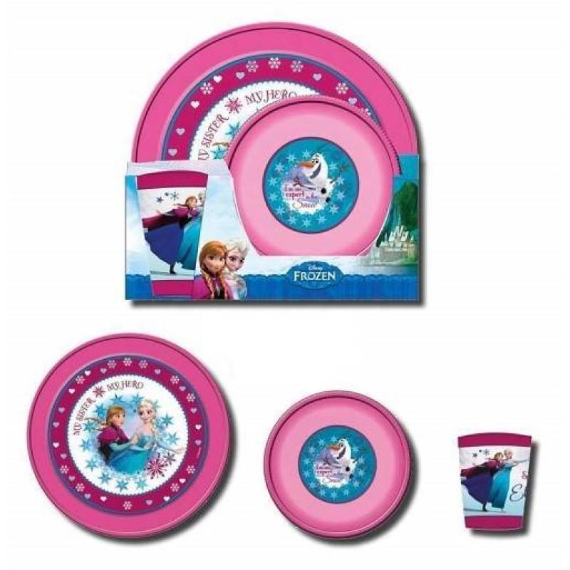 Set mic dejun Frozen Disney