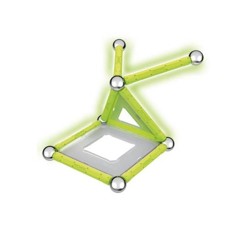 GEOMAG - Set de constructie Magnetic Glow 22