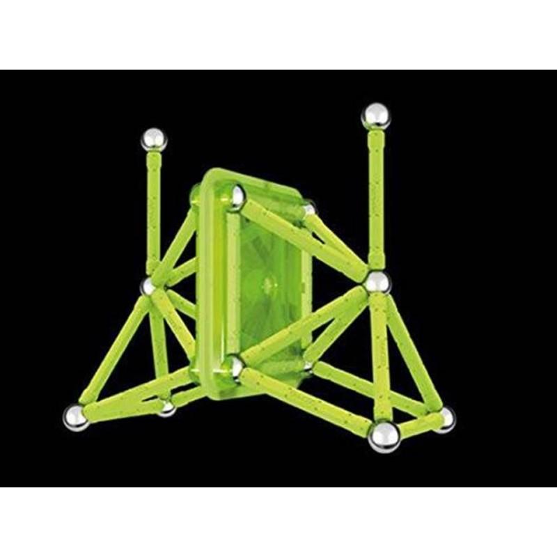 GEOMAG - Set de constructie Magnetic Glow 40